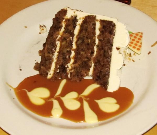 Fancy Dessert Night | Joyfully Retired