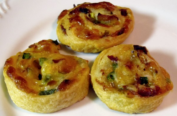 crescent lasagna crescent bacon cheese tartlets crescent bacon cheese ...