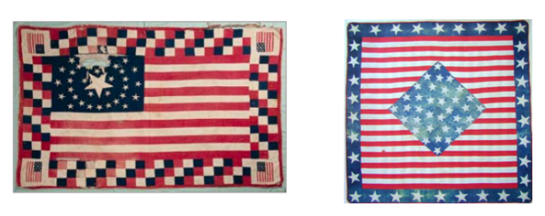 2 Civil War Quilts