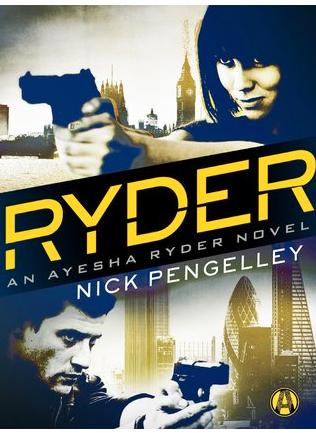 Ryder - Ayesha Ryder